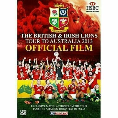 £3.70 • Buy The British And Irish Lions Tour 2013 - Lions Raw - Behind The Scenes.New/Sealed