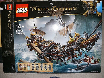 £219.99 • Buy Lego 71042 Silent Mary Pirates Of The Caribbean-USED-Retired Set