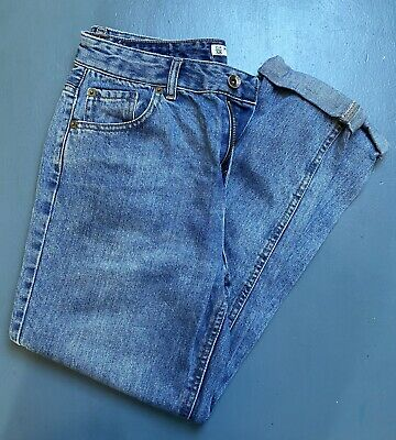 £8.50 • Buy Pull And Bear Mom Jeans Women 38 10