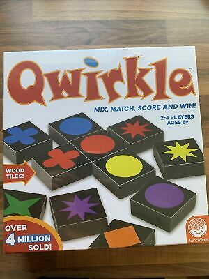 $ CDN29.22 • Buy Qwirkle - Mix, Match, Score And Win In The Dominoes Tile Game Qwirkle! Brand New