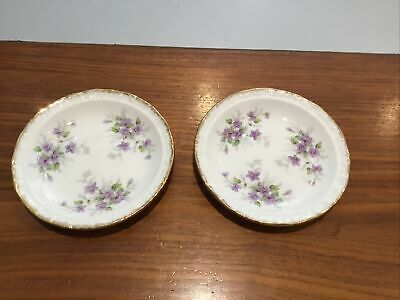 £2 • Buy Three Small Collectable Paragon A Landing Bone China Dishes Stoke On Trent