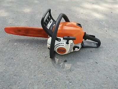 """View Details Stihl MS181C Petrol Chainsaw With 12"""" Bar And Chain  • 159.99£"""