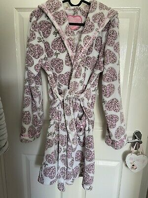 AU9.22 • Buy Womens Lipsy Dressing Gown Robe Size S / M