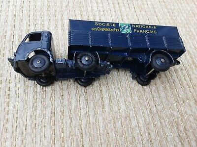 £29.99 • Buy Early  French Dinky  32 Panhard   Sncf   Truck