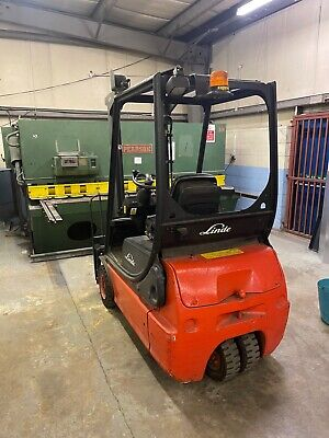 £5500 • Buy Linde Electric Forklift 1600KG Complete With Charger, Very Good Condition