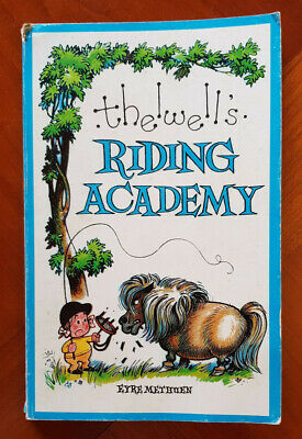 £4.50 • Buy Thelwell's Riding Academy Eyre Methuen Paperback Book 1972
