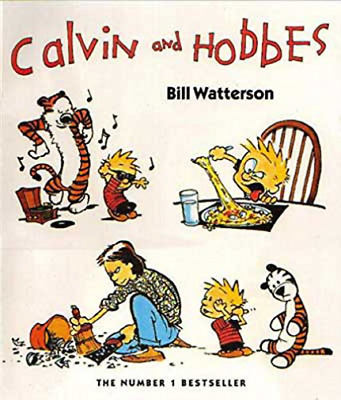 £10.83 • Buy Watterson, Bill-Calvin And Hobbes BOOK NEW