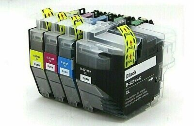 AU12.82 • Buy Lot Brother COMPATIBLE INK LC3219 LC3217 XL Cartridges For MFC Printers NONOEM