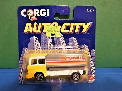 £2.09 • Buy Corgi Shell Tanker Truck, Auto City Series #93177, Manufactured In England 1993