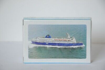 £4.50 • Buy Vintage Unopened Factory Sealed P&O European Ferries Playing Cards