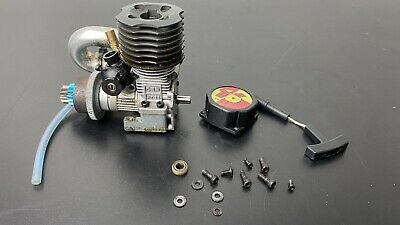 £59.99 • Buy Kyosho Remote Control RC Nitro Engine GX-12, Exhaust And Pull Start