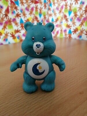 £9.99 • Buy Rare Care Bears Plastic Figure Toy Bedtime Bear Retro Vintage Collectable
