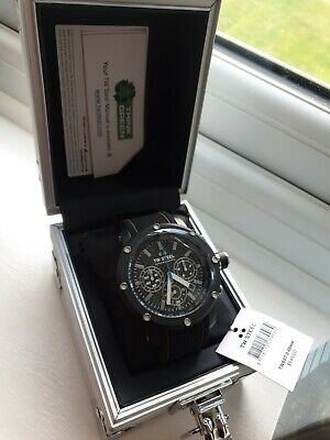 £225 • Buy TW Steel TW937 Special Edition VR 46 Tech ROSSI 48mm Black PVD Watch
