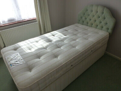 £200 • Buy RELYON Single Bed And Luxury Mattress And Headboard