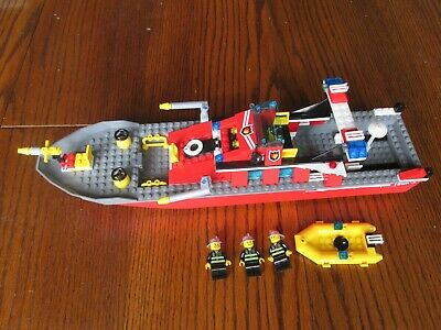 £3.99 • Buy Lego City 7906 Fire Boat, Incomplete.