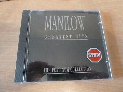 £0.99 • Buy Barry Manilow Greatest Hits The Platinum Collection CD