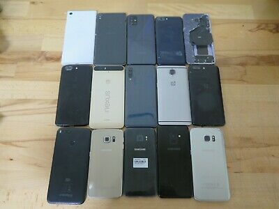 $ CDN45 • Buy Lot Of 15 Android Phones As-Is/For Parts/Repair/Untested One Plus Samsung Huawei