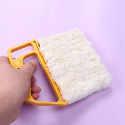 AU9.41 • Buy Microfibre Blind Brush Window Air Conditioner Duster Dirt Cleaner Cleaning Tool