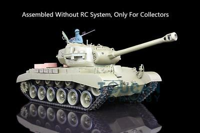 $59.99 • Buy US Stock 1/16 Henglong Static Tank 3838 M26 Pershing W/O RC System Battery