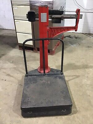 £72 • Buy Avery Industrial Weighing Scales Upto 250KG - Used Condition
