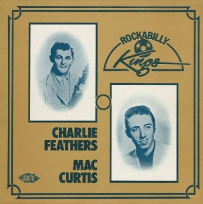 £11.72 • Buy Charlie Feathers-Rockabilly Kings CD NEW
