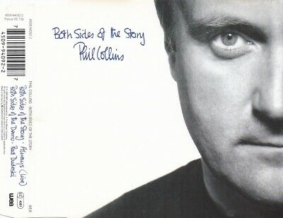 £0.86 • Buy Phil Collins - Both Sides Of The Story (4 Track Maxi CD)