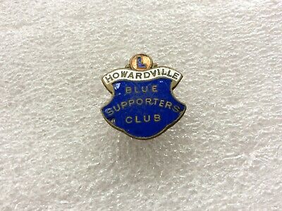 £21 • Buy Linfield Howardville Blue Supporters Club Badge