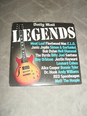 £0.99 • Buy Legends CD Daily Mail