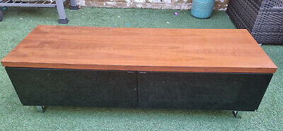 £50 • Buy John Lewis TV Cabinet - Wood And Glass - 120cm Width