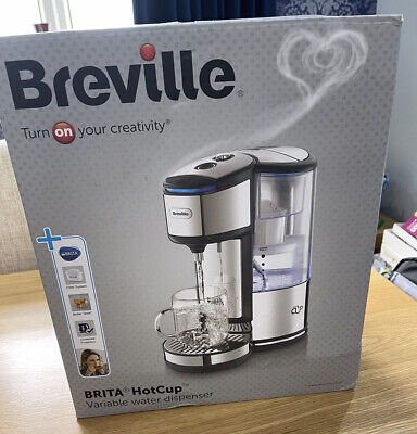 £35 • Buy Breville BRITA HotCup Hot Water Dispenser With Integrated Water Filter
