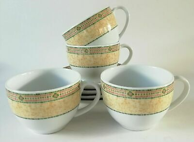£32.50 • Buy Wedgwood Home Florence Tea Cups And Saucers X 4