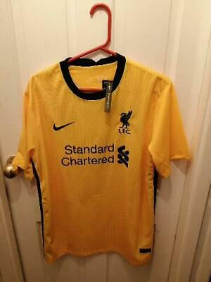 £22 • Buy Liverpool Yellow Goalkeeper Shirt With Becker On The Back XL