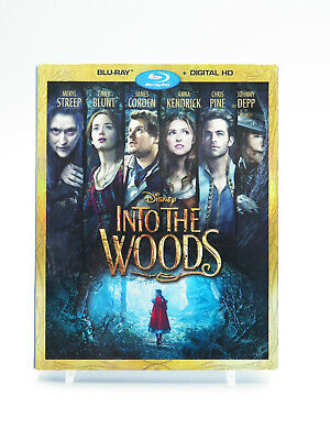 £5.86 • Buy Into The Woods Blu-ray NICE!!! Free Shipping