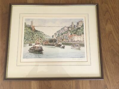 £89 • Buy Signed Picture SS Great Britain By Frank Shipsides