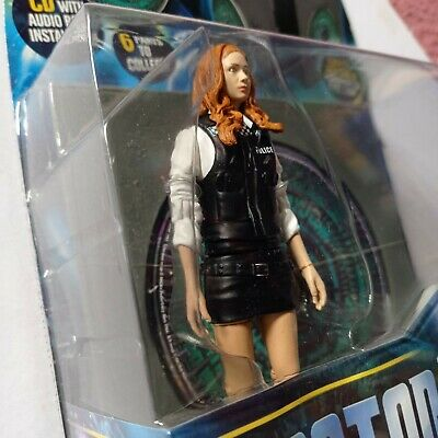 £5 • Buy Doctor Who Amy Pond Figure/CD 5 Character Options
