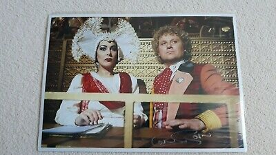 £19.99 • Buy Colin Baker Dr Who Original Hand Signed  Photo 8x10