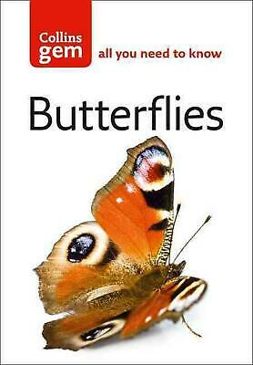 £5.78 • Buy Collins Gem Butterflies: An Easy-to-Use Guide To Europe's Most Common Species By