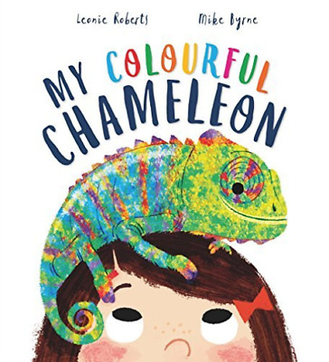 £5.83 • Buy Leonie Roberts-Storytime: My Colourful Chameleon BOOK NEW