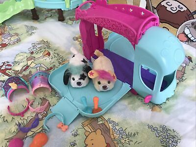 £15 • Buy Hasbro Furreal Friends Furry Frenzies Zooming Stage Bus With PAWS McROCKIN And F