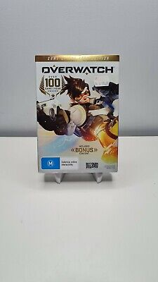 AU15.95 • Buy Overwatch Origins Edition PC Game - USED Good Condition