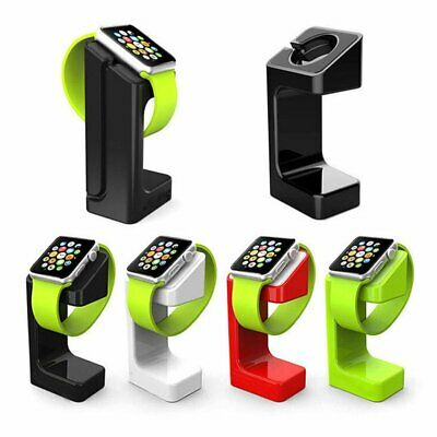 AU11.85 • Buy Charger Stand Holder Charging Docking Station For Apple Watch IWatch 38/42mm