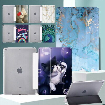 £4.99 • Buy Leather Stand Cover Case For Apple IPad Mini 1/2/3/4/5 IPad 5/67/8th Air 1/2/3/4