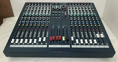 £300 • Buy Soundcraft LX7ii-16 16-Channel Mixer Lot 2111 TESTED