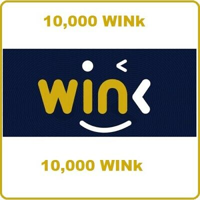 $7.98 • Buy 10,000 WINk (WIN) CRYPTO MINING-CONTRACT - 10,000 WIN - Crypto Currency
