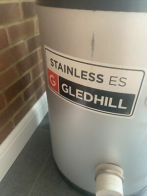 £47 • Buy Gledhill SESINPDR090 90L Stainless ES Direct Unvented Cylinder