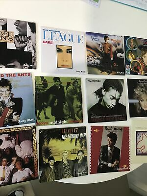 £6 • Buy Joblot Classic 80s Cd Albums Daily Mail Slipcase Versions