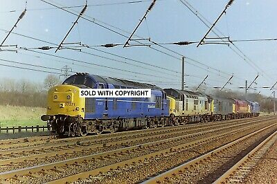 £1.80 • Buy Railway / Train Negative 35mm  Loco Class 37 37371 Sold With Copyright
