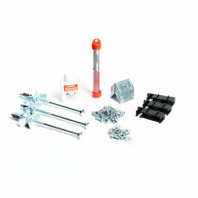 £20 • Buy Worktop Installation Kit - Unika Fitting Kit With Cutter And Bolts - Single Join