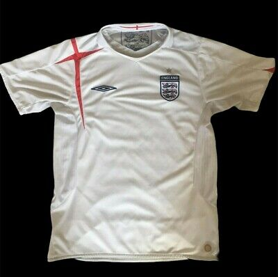 £4.20 • Buy *99p Start* Retro England Shirt 2006 World Cup Great Condition *QUICK DISPATCH*