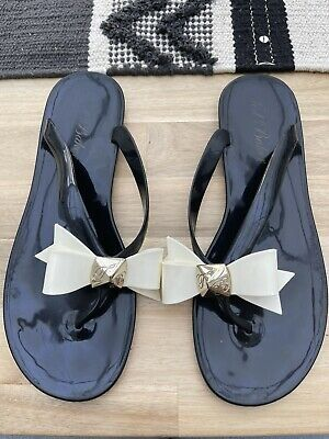 £9.99 • Buy Ted Baker Jelly Flip Flops! Great Condition! Size 7!